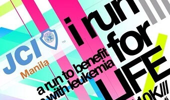 TELNOVO Sponsors (JCI) Manila's I RUN FOR LIFE 2014